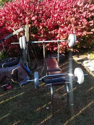 Weight bench for Sale in Hamilton Township, NJ