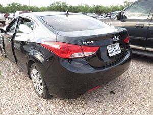 2011 Hyundai Elantra for parts for Sale in Dallas, TX