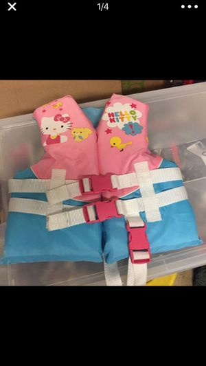 Hello Kitty Life Vest for Sale in Oviedo, FL