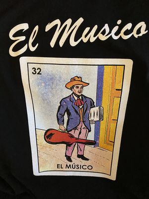 Loteria t-shirts $10 each and hats $6 for Sale in San Antonio, TX