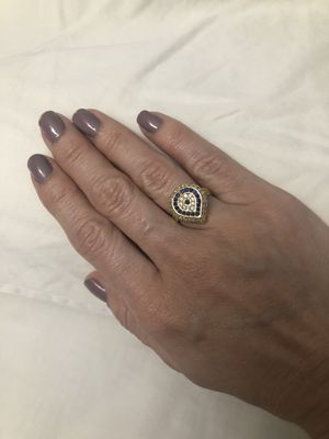 BEAUTIFUL RING 14k GOLD PLATED for Sale in Pembroke Pines, FL