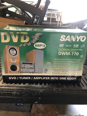 Sanyo dvd home theater for Sale in Nicholasville, KY