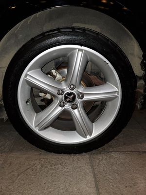 """19"""" mustang wheels for Sale in Helotes, TX"""