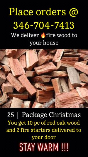 Wood delivery for Sale in Humble, TX