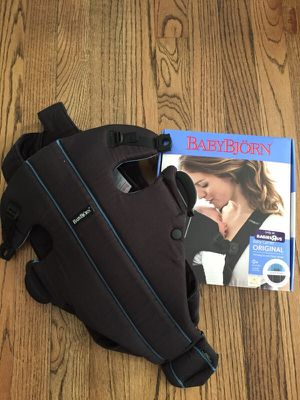 Baby Bjorn Baby Carrier Original for Sale in Houston, TX