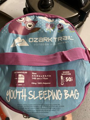 Youth sleeping bag for Sale in Modesto, CA