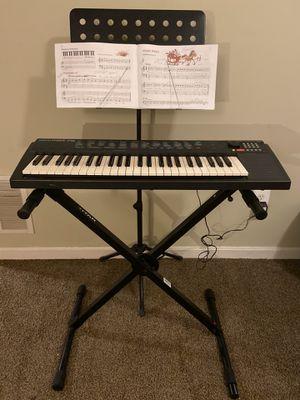 Yamaha PSR 75 bundle for Sale in Manassas, VA