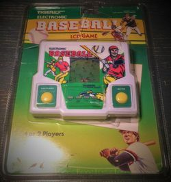 Tiger Electronic Baseball - Vintage Handheld Game Opened But With Package..Clean for Sale in Oak Lawn,  IL