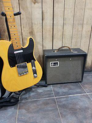 Harmony Guitar amp. Vintage Tube for Sale in La Grange, IL