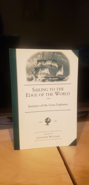 """Portable Professor """" Sailing to the edge of the world """" 8 Cd course for Sale in Garden Grove, CA"""
