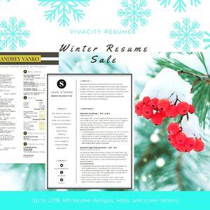Resume for Sale in Rialto, CA