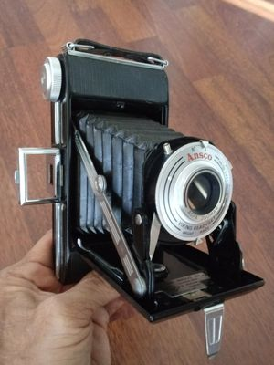 Ansco Viking Readyset Vintage 120 Film Folding Camera for Sale in Chino, CA