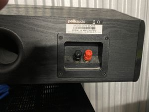 Polk Audio Center speaker for Sale in Coral Gables, FL