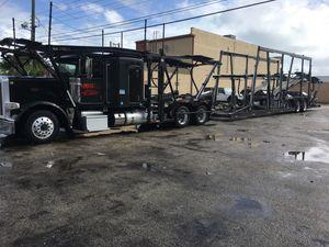 15 Peter Build next GEN 10 Car carrier cottrell trailer for Sale in Oakland Park, FL