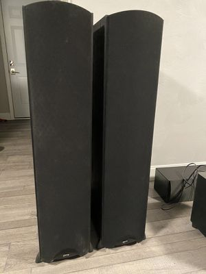 Klipsch 5.1 surround sound for Sale in Pittsburgh, PA