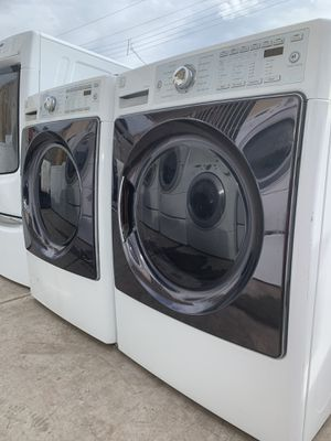 Kenmore elite washer and dryer set @delivery available for Sale in Phoenix, AZ