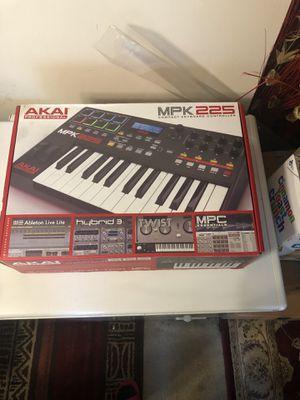 AKAI Professional MPK 225 for Sale in Alexandria, VA