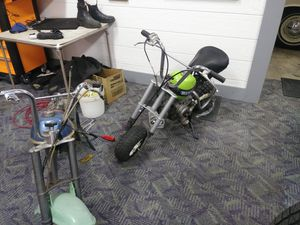 2 Honda qa 50's for sale there complete but need to be put together with some tlc for Sale in Bremerton, WA