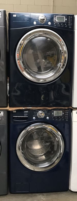WASHER And DRYER SET🦋🦋 for Sale in Lynwood, CA