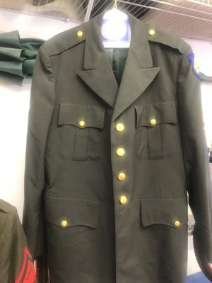 Vintage Army Dress Green jacket for Sale in Ontarioville, IL