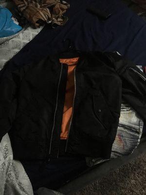 Men MA-1 bomber jacket Alpha Industries for Sale for sale  Norfolk, VA