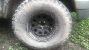 Set of rims for Sale in Morgantown, IN