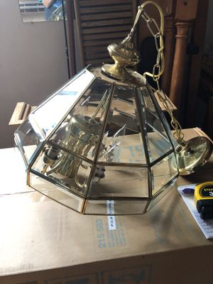Dining light fixture for Sale in Olympia, WA