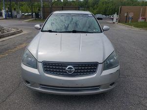2005 Nissan Altima v6 automatic transmission for Sale in Glen Burnie, MD