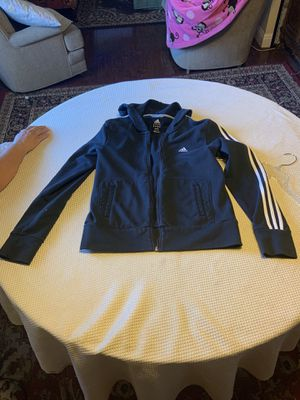Adidas size LARGE jacket for Sale in Stockton, CA