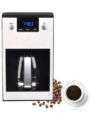 PowCube Coffee Maker, Coffee Machine, 24 Hour Timer and Removable Filter Programmable Coffee Makers,Anti-Drip System, Permanent Reusable Filter for Sale in Fontana, CA