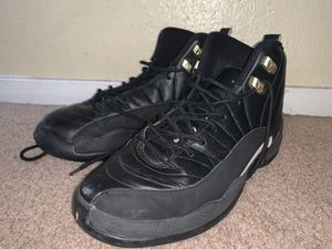 Jordan 12 The Master (Size 7Y, Beaters) for Sale in Fresno, CA
