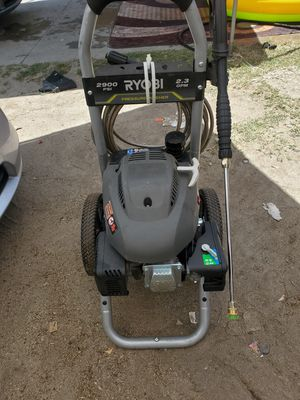 Pressure washer ryobi 2900 psi for Sale in South Gate, CA