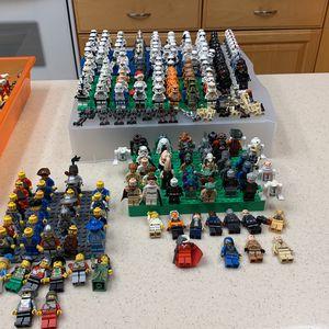 Lego Minifigures For Randall for Sale in Huntington Beach, CA