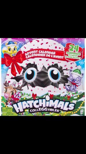New Hatchimals advent calendar for Sale in St. Cloud, FL