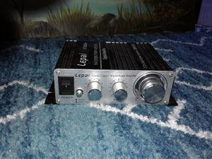 Mini amplifier & speakers (Car amp), $50 OBO for Sale in Arlington, VA