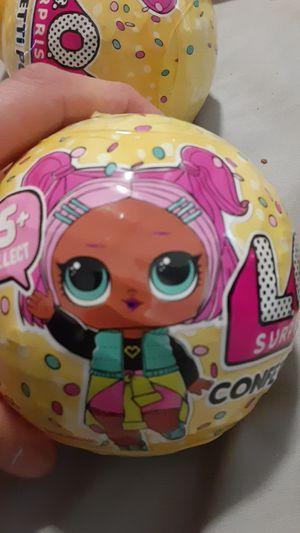 Lol confitti pop n lol surprise,ball s new never open for Sale in El Monte, CA