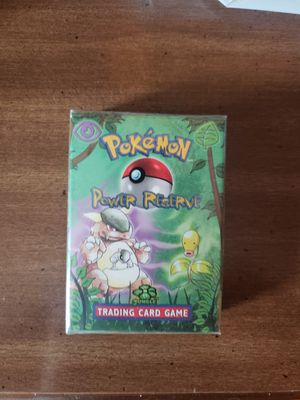 Pokemon Power Reserve Mini theme deck for Sale in Rootstown, OH
