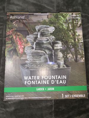 Brand New Table Top Water Fountain!! for Sale in Norwalk, CA