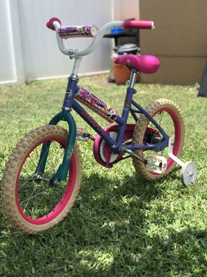 """*Good Condition* Kids HUFFY bike/bicycle 16"""" (Girls) for Sale in Kissimmee, FL"""