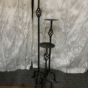 3 Candle/ Plant Holders for Sale in Olympia, WA