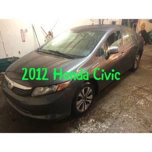 2012 Honda Civic for Sale in Dedham, MA