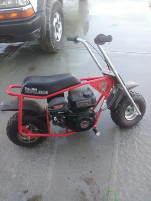 Doodle bug minibike for Sale in Oregonia, OH