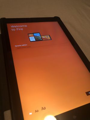 """10.1"""" Fire tablet HD10 for Sale in Dublin, OH"""