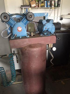 Large air compressor for Sale in Port Richey, FL