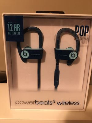 Power beats headphones for Sale in Minneapolis, MN