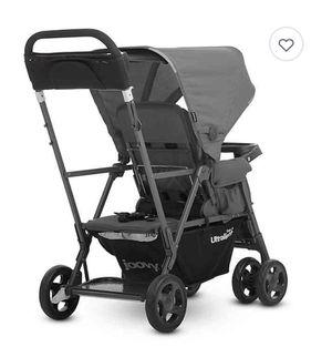 Joovy double stroller for Sale in Cliffside Park, NJ