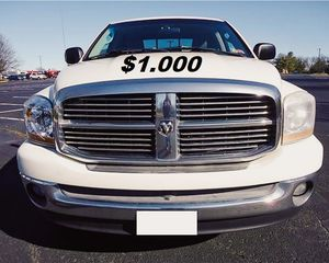 🌟$1,OOO Selling my 2006 Dodge Ram 1500 SLT.🌟 for Sale in San Francisco, CA