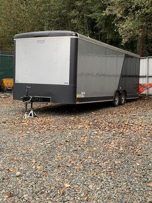 24' Enclosed Trailer for Sale in Everett, WA