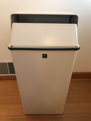 Steel 36 Gallon Witt Industries Confidential Waste Receptacle for Sale in Blue Bell, PA