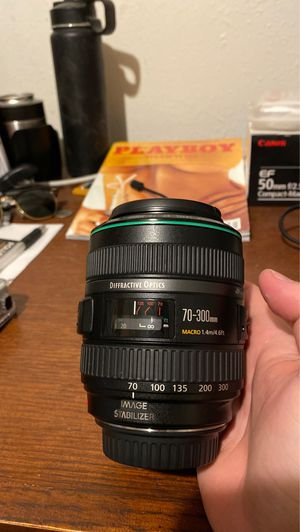 Canon 70-30 lense for Sale in Azusa, CA